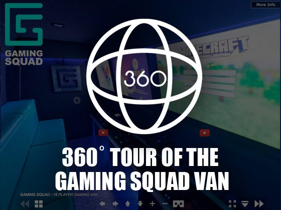 360 video image